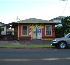 JoJo's Shave Ice in Waimea