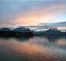 Ketchikan Sunrise