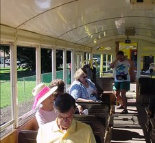 Sugar Cane Train Time