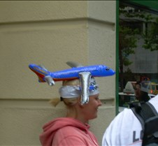 Airplane Hat