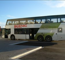 Double Decker Tour Bus