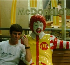 Dan and Ronald