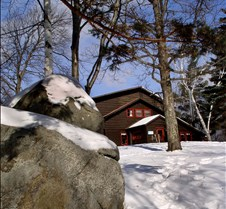 Adirondacks' Garnet Hill Lodge