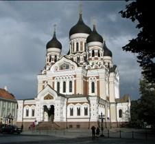 Alexander Nevsky Cathedral, Tallinn Esto