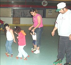Skating 5 Come On Angel