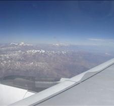 LAN 755 - Andes Mountains