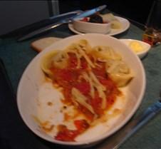 LAN 622 - Dinner - Tortolini