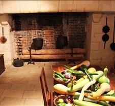 Kitchen - Château de Chenonceau