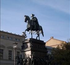 Fredrich Statue, Berlin