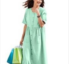 Plus Size Summer Outfit for Women