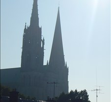 Chartres - In the Morning