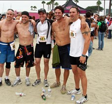 LB Triathlon Finishers