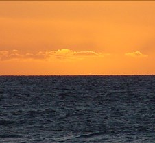The Horizon after Sundown