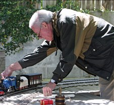 Bill Turkel & His Darjeeling Locomotive