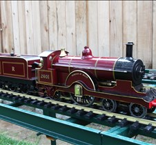 Pete Comley's Princess of  Wales Loco