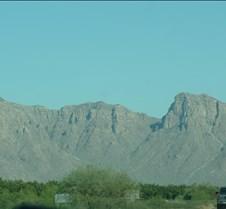 Tucson Highway scenery 3