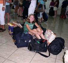 Brian traps Jax in the airport.