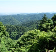 View off Takao 5