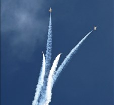 "USAF Thunderbirds ""Starburst"""