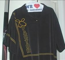Bowling Shirt Front