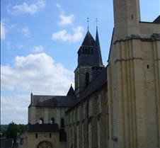 Abbaye le Fontevraud - Exterior - Copy