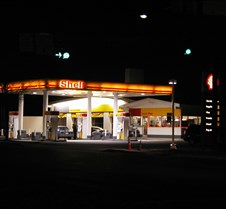 Shell Station Connecticut Ave