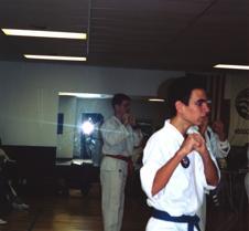 Karate Promotion 4