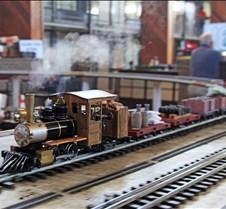 Forney Under Steam