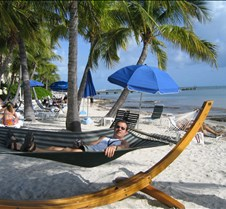 Me in a hammock at the Casa