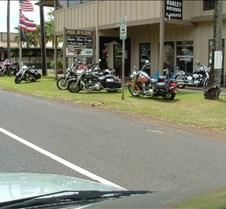 Harley-Davidson rental shop in Puhi