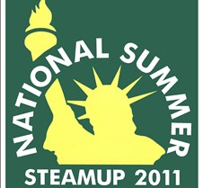 2011 National Summer Steamup Cover