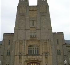 Virginia Tech Visit