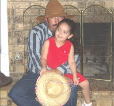 With My Daddy May 2006