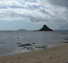 View of Mokolii Island (Cinnamon Hat Isl