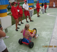 Big Wheel Race