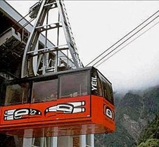 Mt Roberts Tramway
