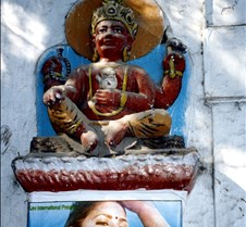 Nepal - contrast