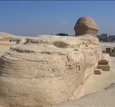 Sphinx's fanny