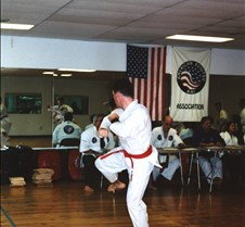 Karate Promotion 1