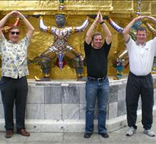 O-H-I-O Signing of OHIO at locations in Bangkok.  These guys are definitely OSU fans!