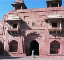 Fort at Fatehpur Sikri