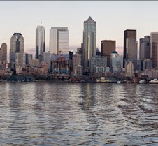 Seattle Panorama Stitch