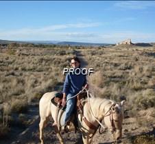 Trail Rides June 2009 Trail rides from Santa Fe Stables at Black Mesa