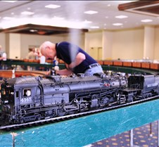 Accucraft AC-6 Live Steam Loco