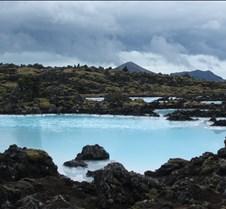 Surreal Blue Lagoon