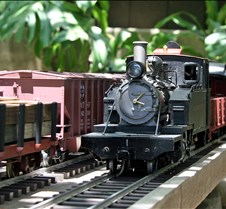 Coal Fired 2-6-2 Porter Tank Loco