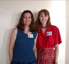 Mia Fernandez & Sharon Everitt-Murphy