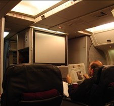 AA 24 - Business Cabin (Front)