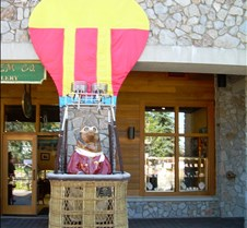 Hot Air Balloon Bear
