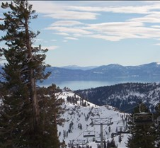 Lake Tahoe in the Distance